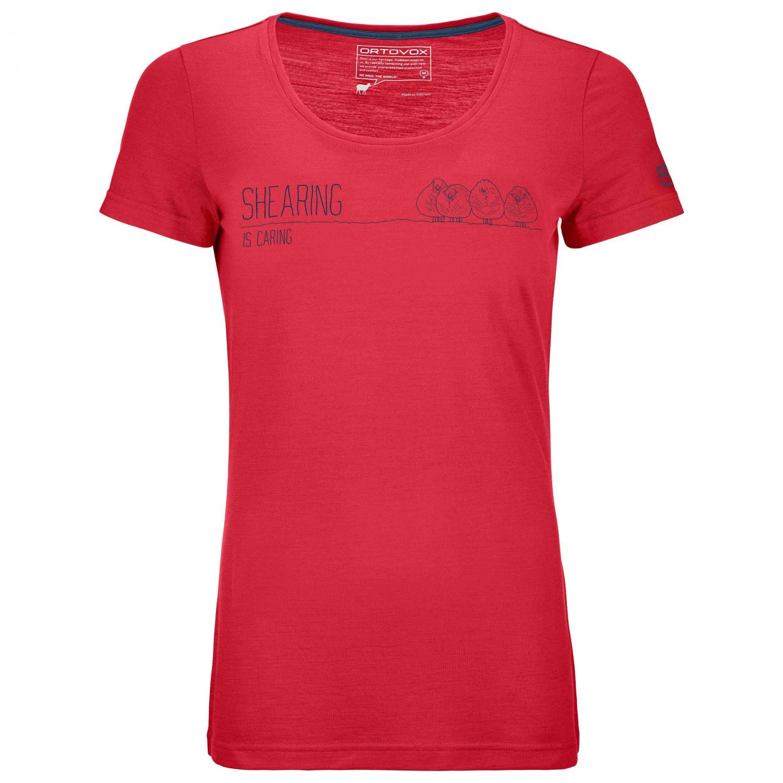 Ortovox 150 Cool Shearing T-Shirt - T-Shirt Damen online ...