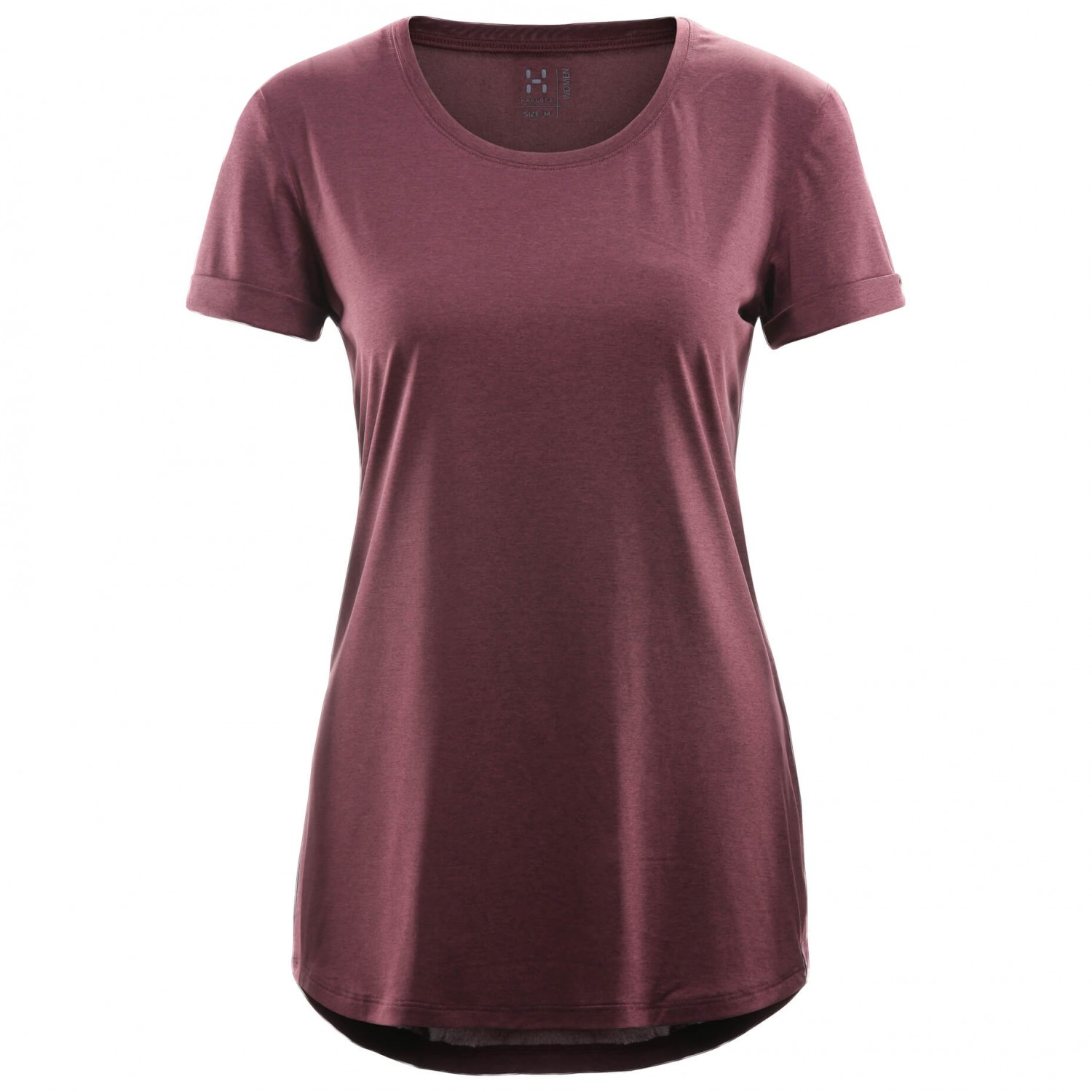 11c5702fa Haglöfs Ridge Hike Tee - T-Shirt Women's | Buy online | Alpinetrek.co.uk