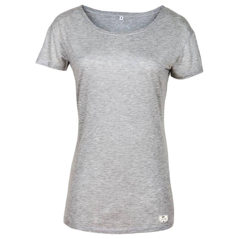 Bleed basic t shirt ladies tencel t shirt damen online for Basic shirts for women