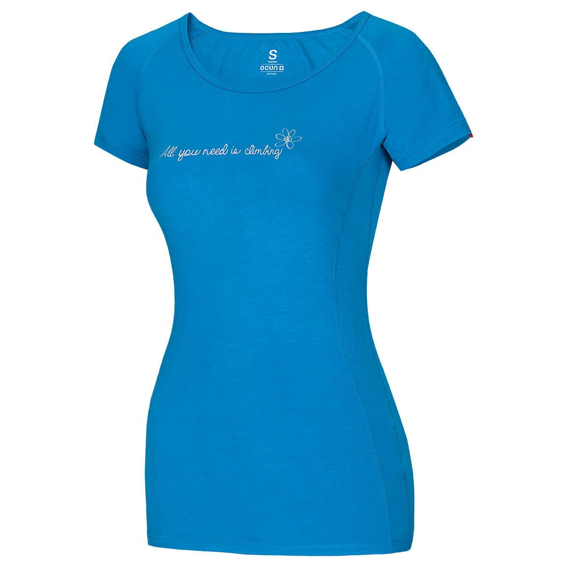 Ocun Bamboo Tee Flower T Shirt Women 39 S Buy Online