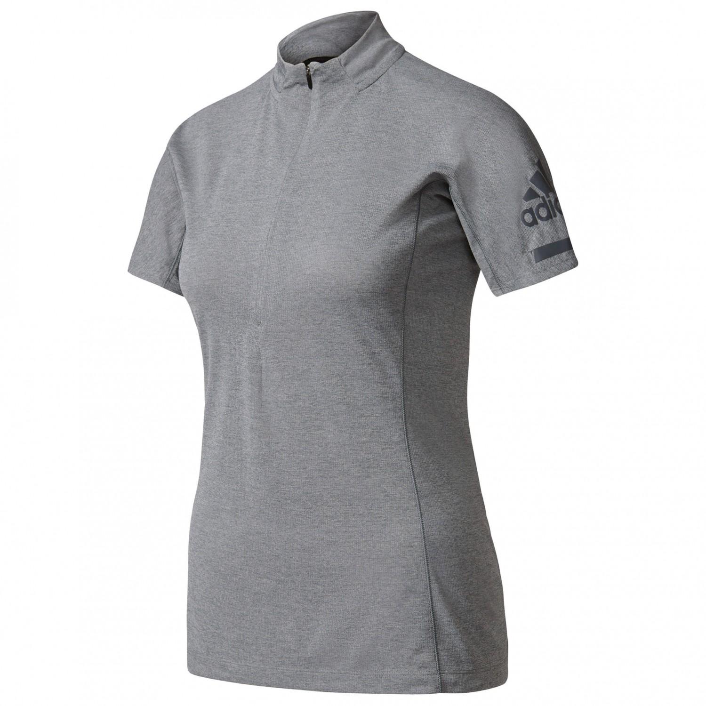 Adidas Terrex Climachill 12 Zip Tee T Shirt Damen online
