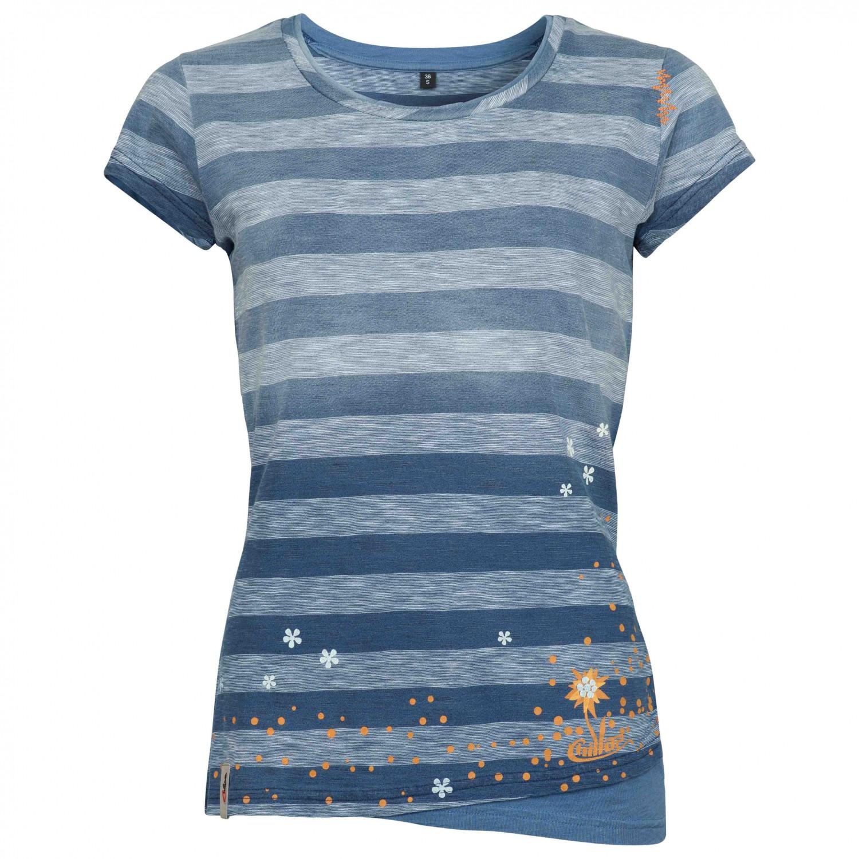 chillaz t-shirt damen little dot