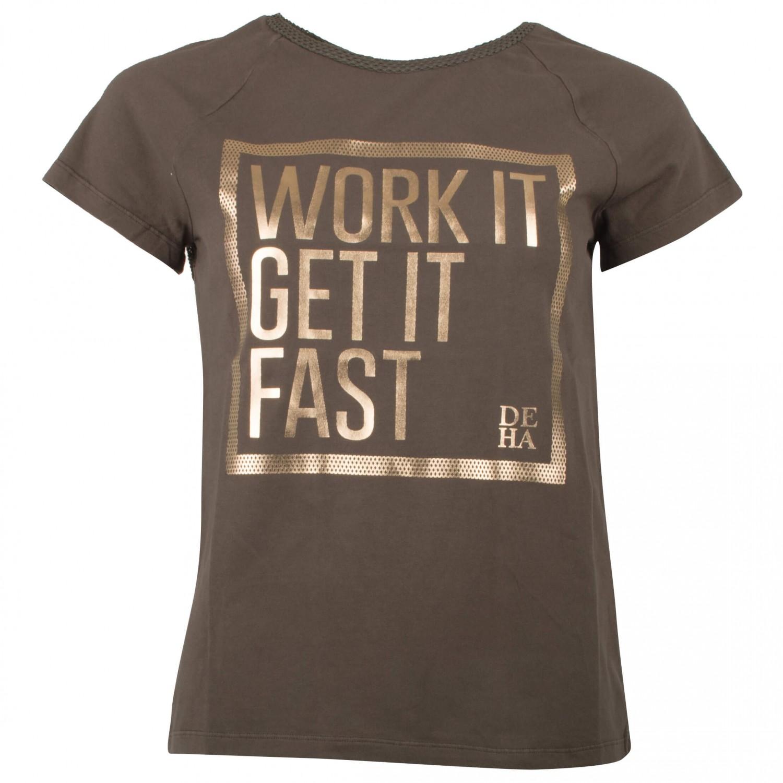 T-Shirt - SCHWARZ Deha Drop-Shipping  Online-Verkauf Am Besten Zu Verkaufen zixVc