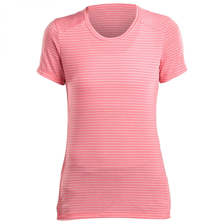 db37b782c3 Saucony - Women's Freedom S/S - Running shirt - Hibiscus | XS