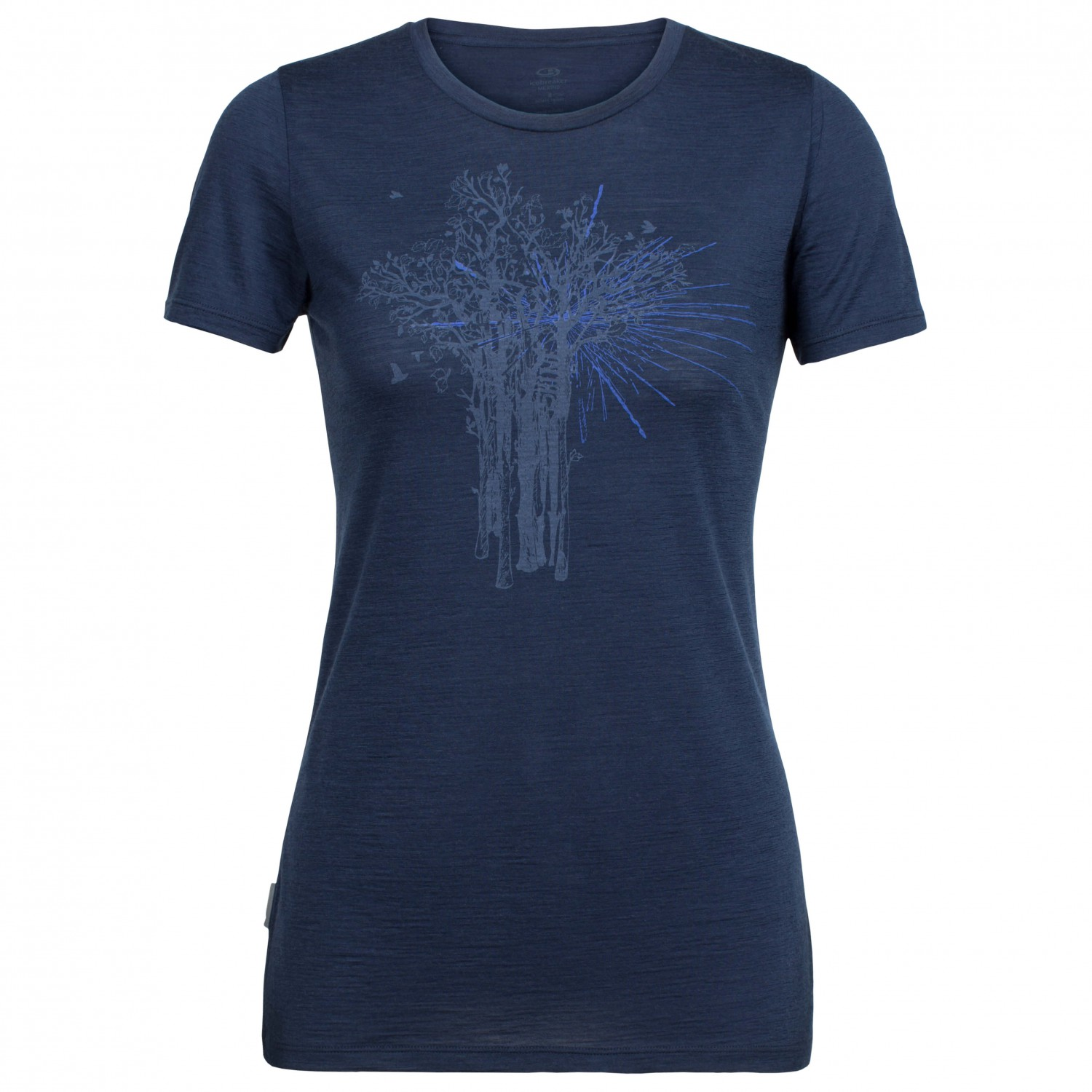 c52a8a26855 Icebreaker Spector S/S Crewe Shine - T-Shirt Women's | Buy online |  Alpinetrek.co.uk