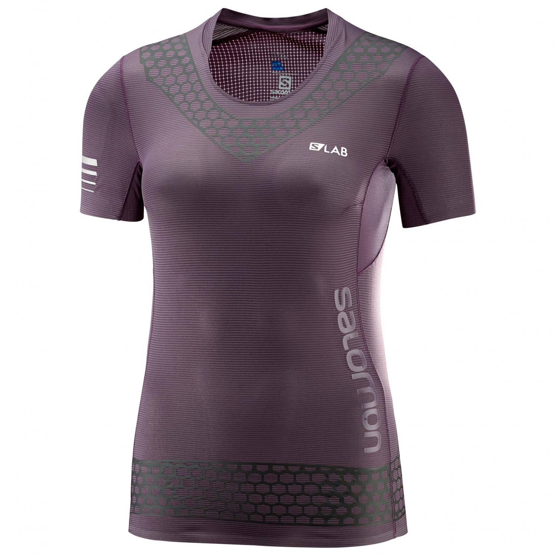 Salomon SLAB Exo SS per donna T shirt corsa