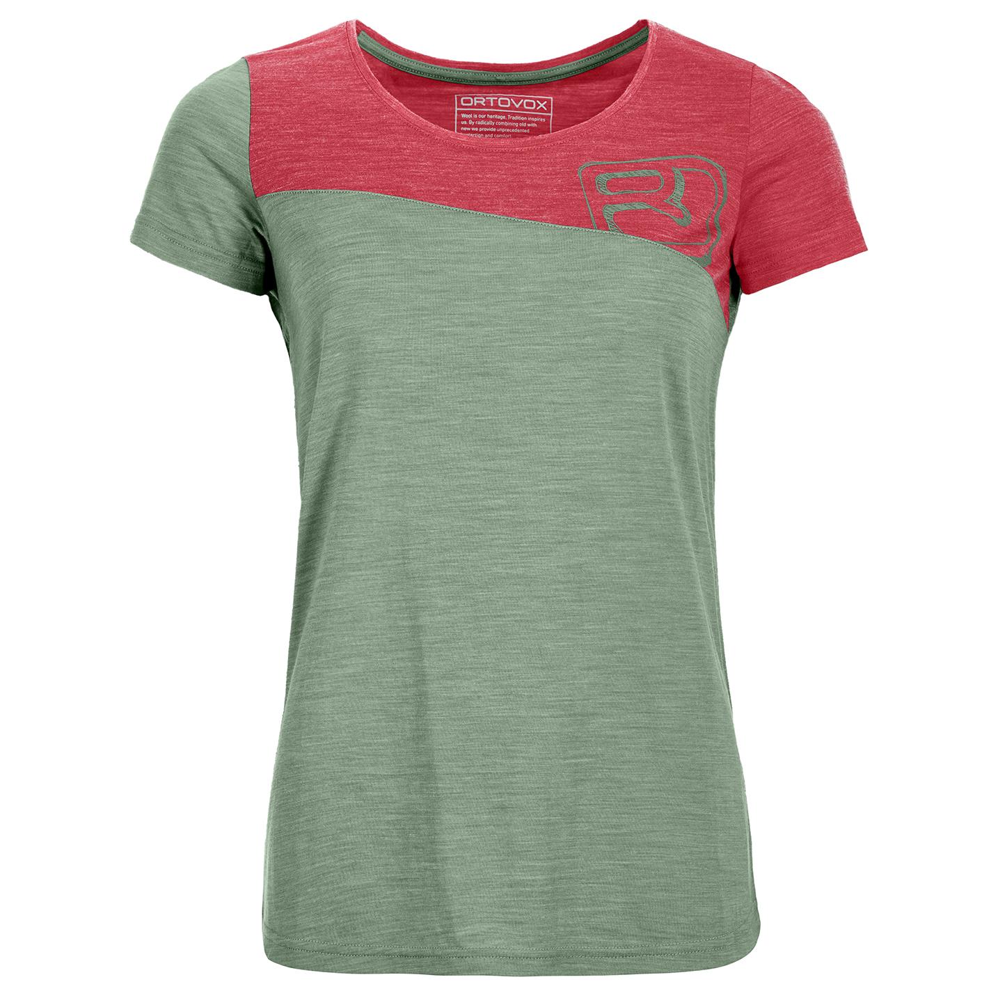 7402dcac1 Ortovox 150 Cool Logo T-Shirt - T-Shirt Women's | Free UK Delivery ...