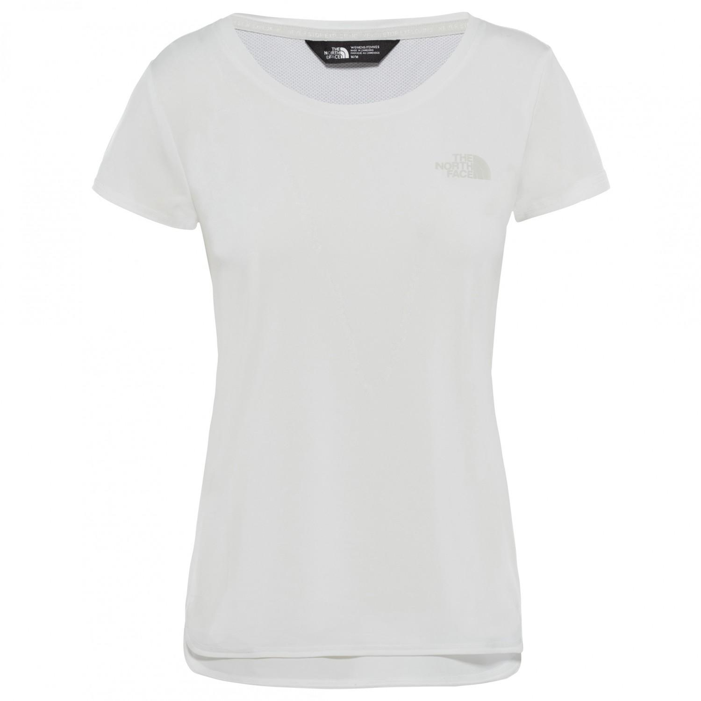 1ecae50563 The North Face Inlux S/S Top - T-shirt technique Femme | Achat en ...
