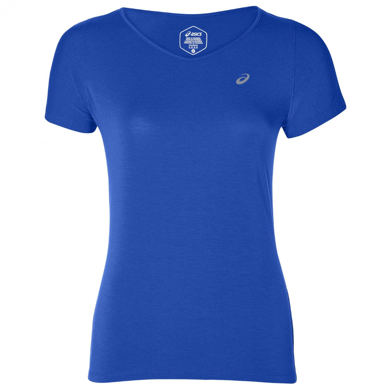 Ligne De Top En Asics Neck Ss FemmeAchat V Running T Shirt 5TFK3ulc1J