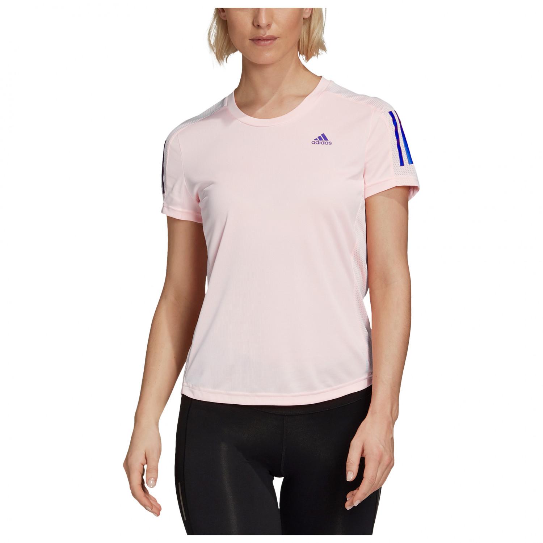ir a buscar Aprovechar Moretón  Adidas Own The Run Tee - Sport Shirt Women's   Buy online ...