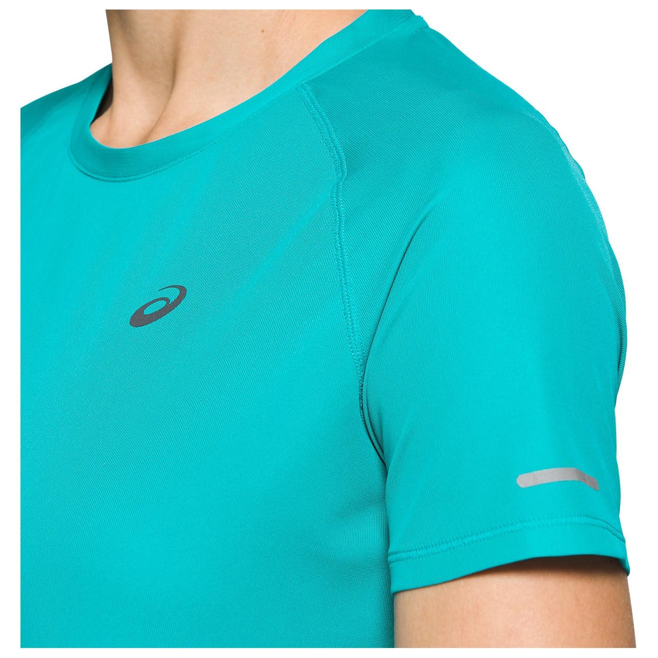 Asics - Women's Ventilate S/S Top - Running shirt - Lagoon   XS