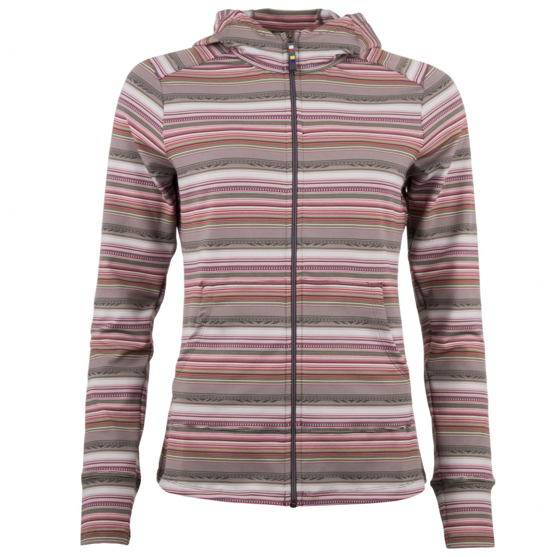 sherpa preeti jacket hoodie damen versandkostenfrei. Black Bedroom Furniture Sets. Home Design Ideas