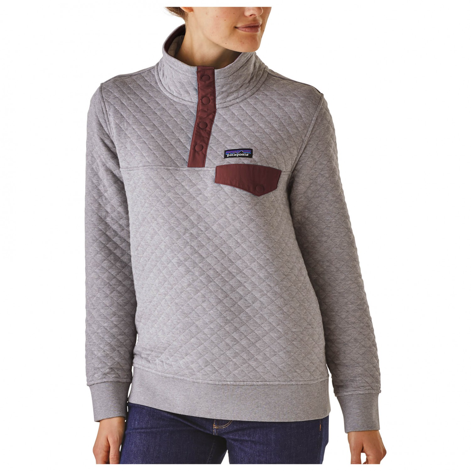 Patagonia Cotton Quilt Snap T P O Jumpers Women S Buy