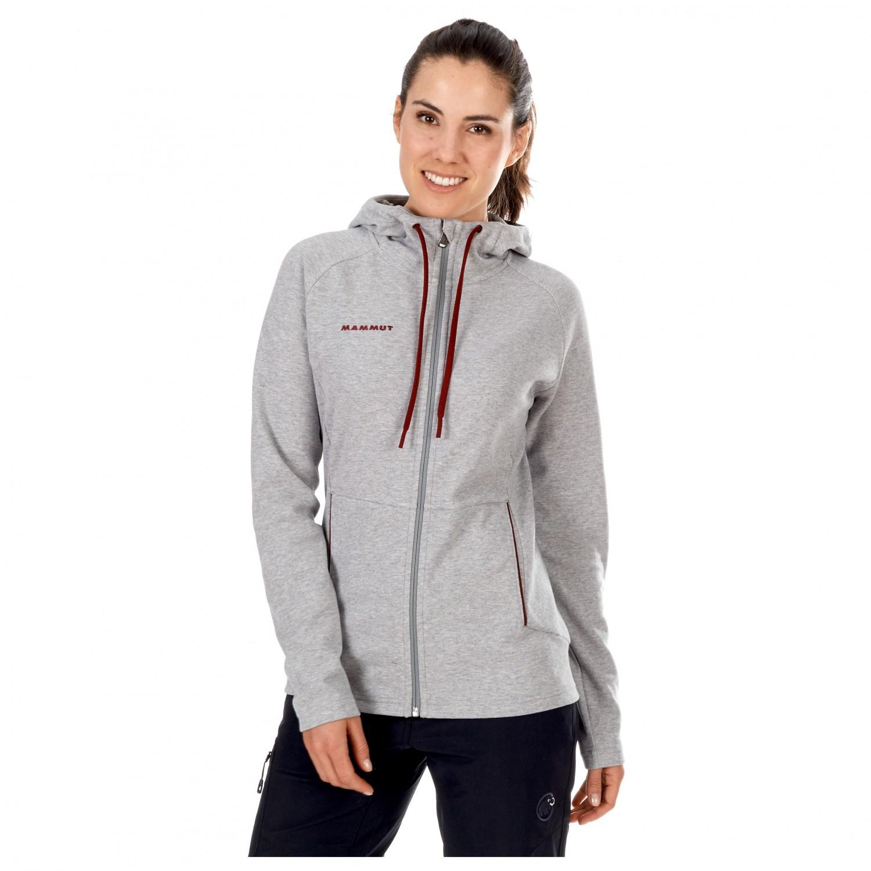 Mammut Logo Ml Hooded Jacket Hoodie Womens Buy Online Jumper Cotton Women