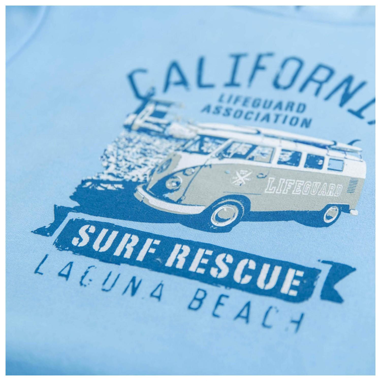 Van One Laguna Beach VW Bulli Hood Hoodie Women's | Buy