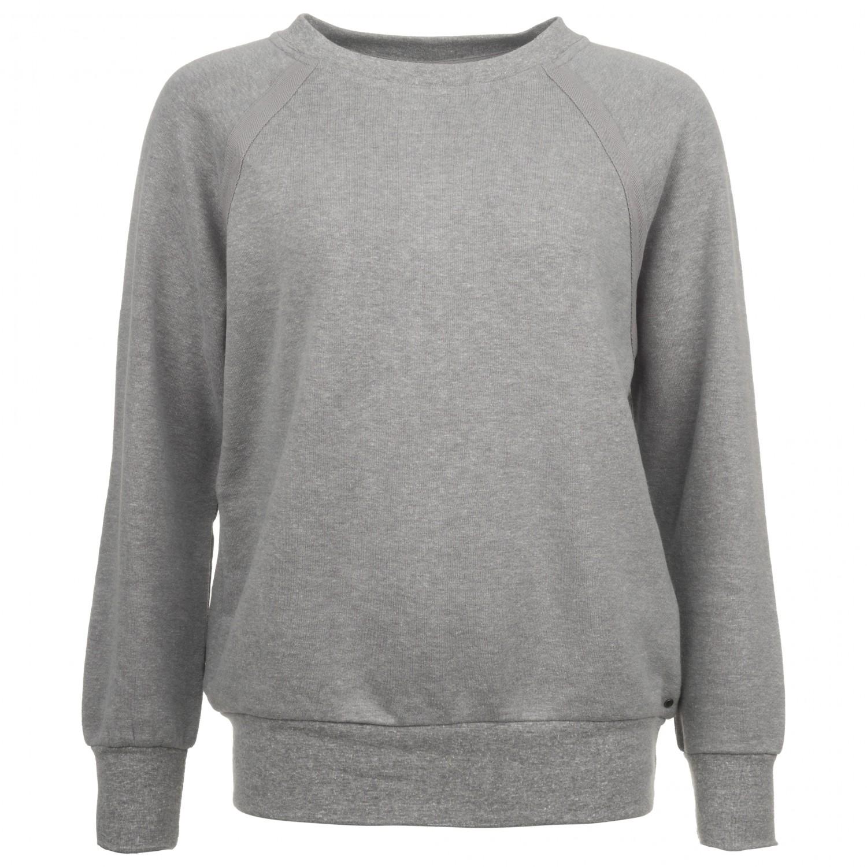 huge discount bceee ca71b Prana - Women's Cozy Up Sweatshirt - Pullover - Heather Grey   S