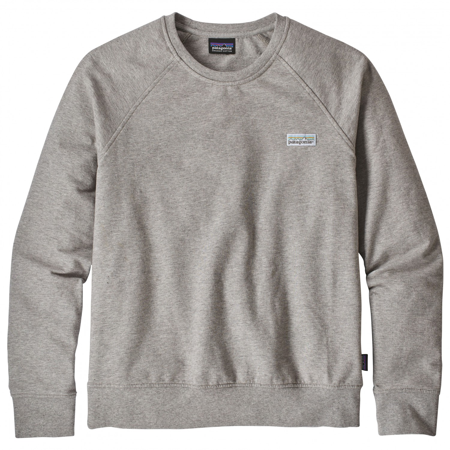 new concept b6a8d 12ad3 Patagonia - Women's Pastel P-6 Label Ahnya Crew - Pullover - Oyster White |  XS