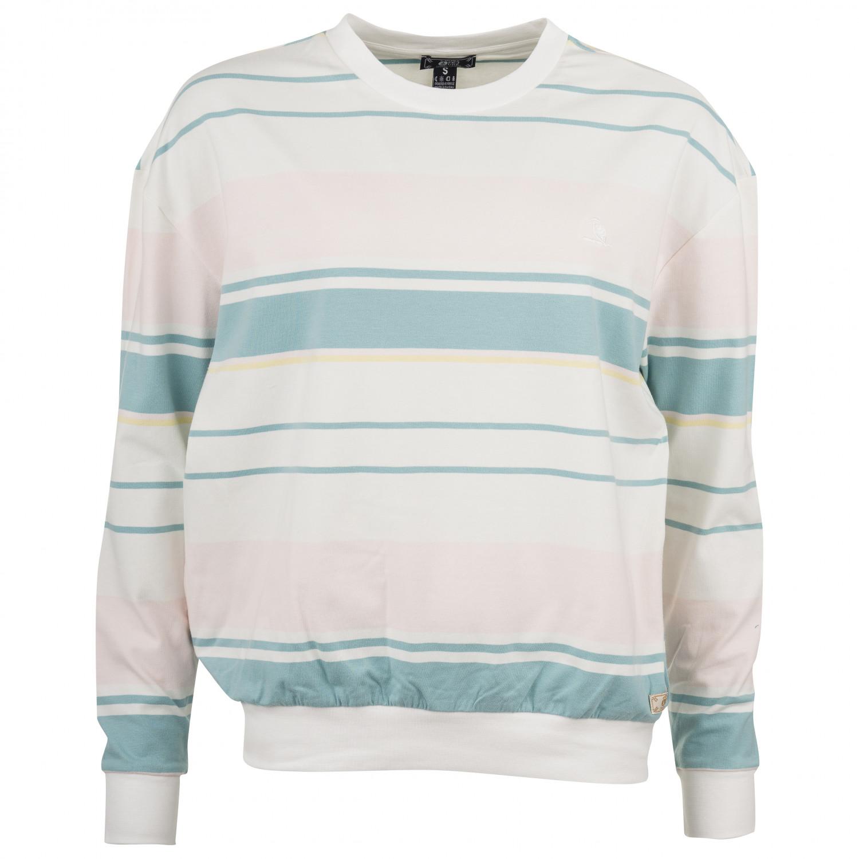 big sale af95b c0277 Picture - Women's Heavenly - Pullover - Pale stripes   XS