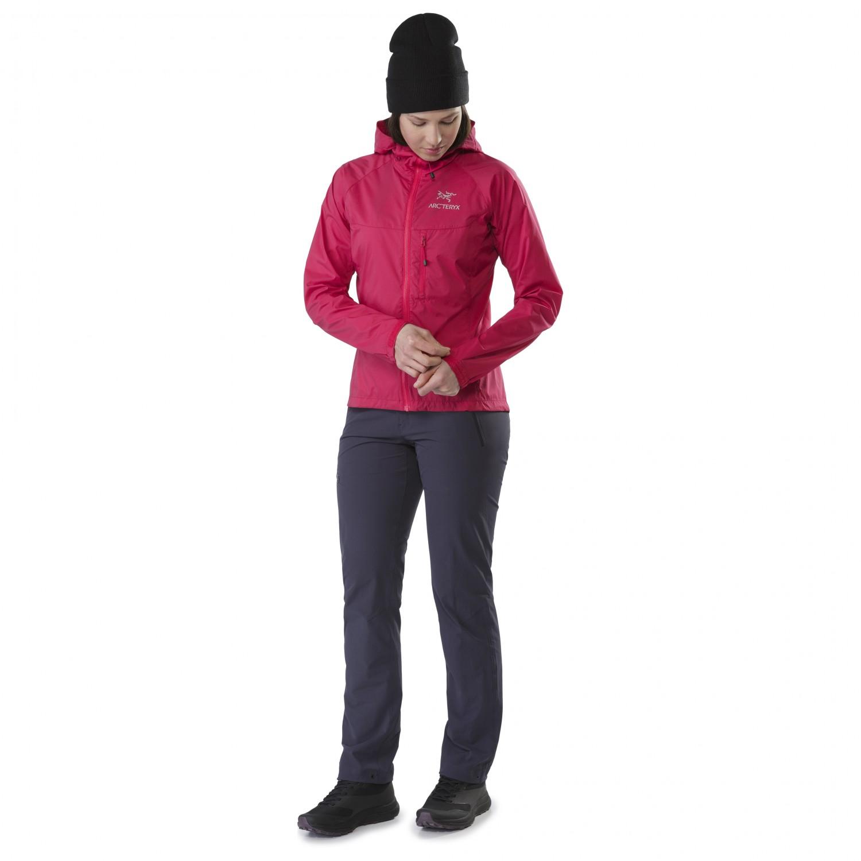 79bbeca2 Arc'teryx Squamish Hoody - Windproof Jacket Women's   Free UK ...
