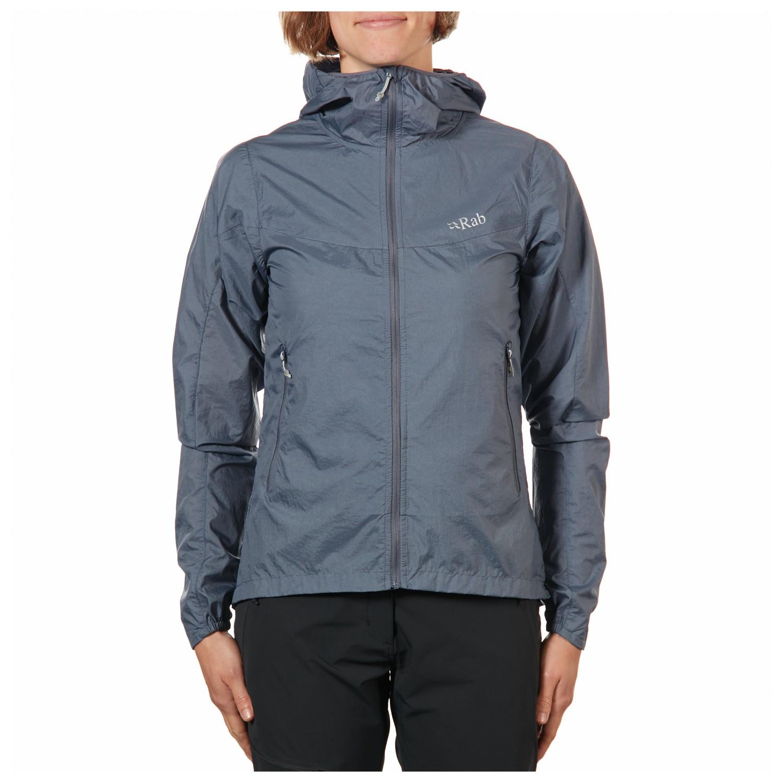 cd29ffec Rab Vital Windshell Hoody - Windproof Jacket Women's | Buy online ...