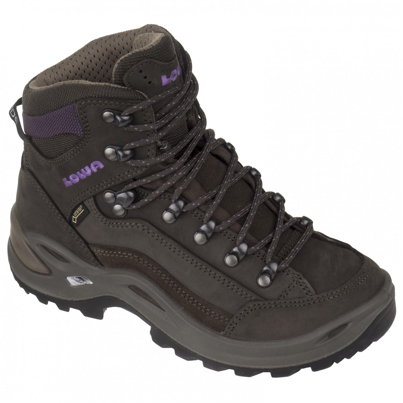 Lowa Renegade Gtx Mid Walking Boots Women S Free Uk