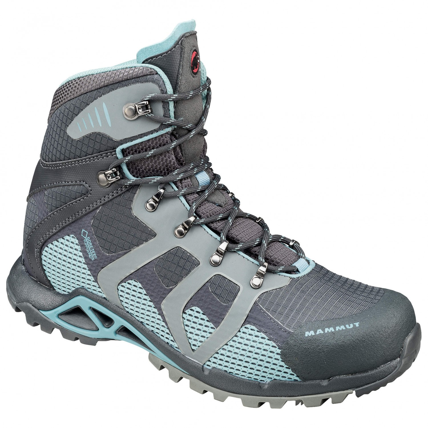 performance sportswear on feet images of reasonably priced Mammut Comfort High GTX Surround - Walking boots Women's | Buy ...