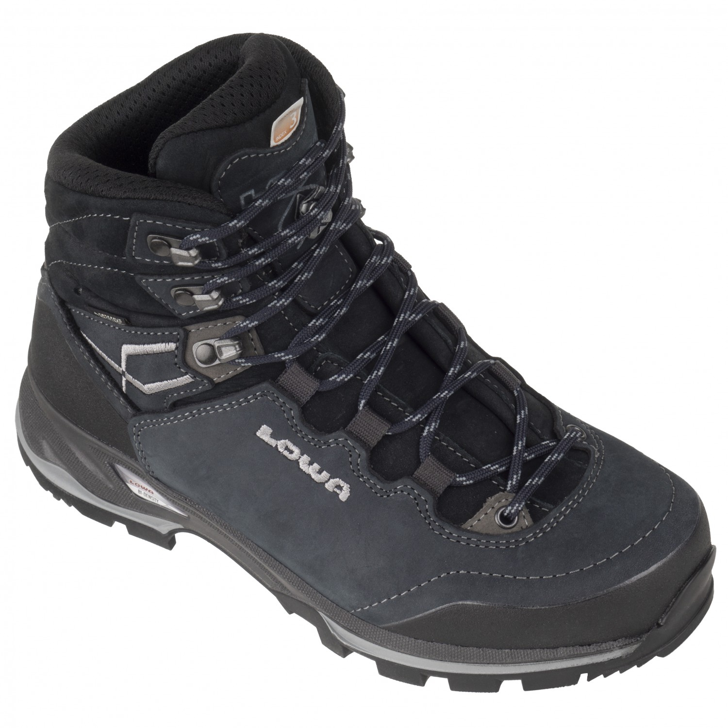 Lowa - Lady Light GTX - Wanderschuhe Blau