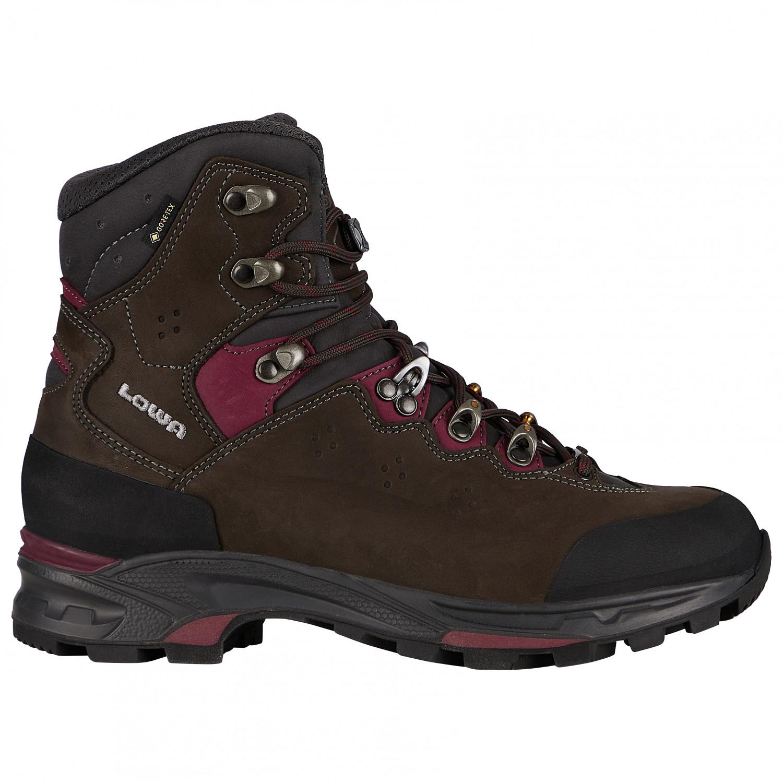 bda1e10597d Lowa - Women's Lavena II Gtx - Walking boots - Asphalt / Mint | 4,5 (UK)