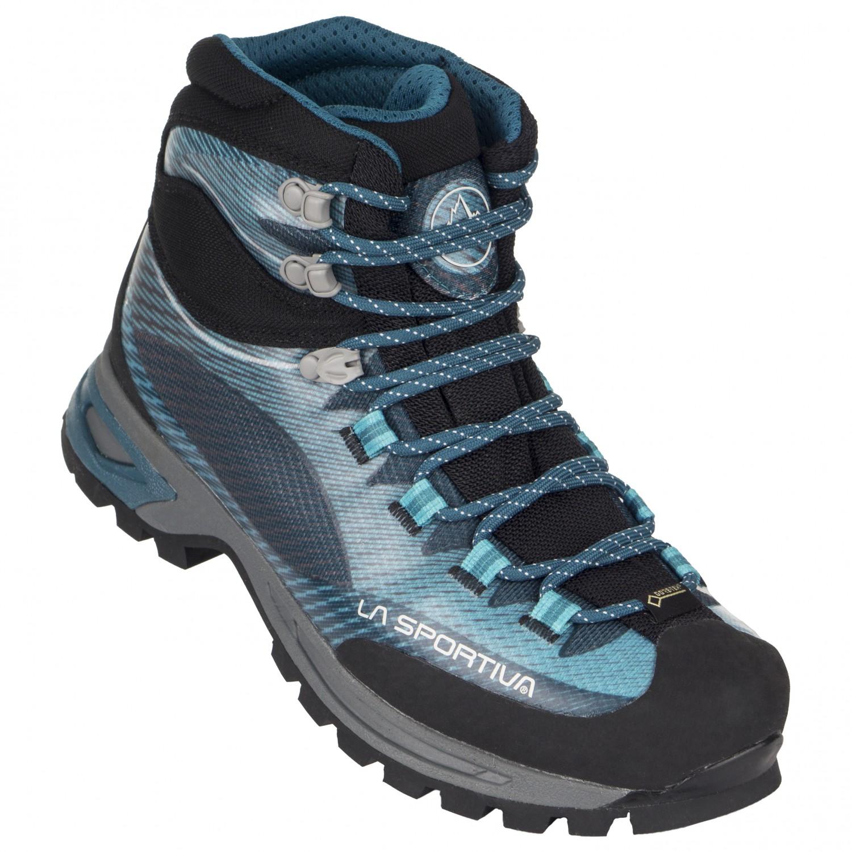 La Sportiva TRANGO TRK WOMAN GTX - Walking boots - fjord fc8J7Rw