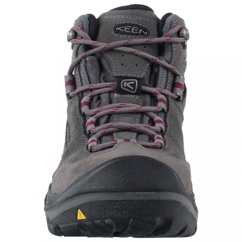 separation shoes 14717 56ab9 Keen - Women's Wanderer WP - Wanderschuhe - Chili Pepper / Gargoyle | 6 (US)