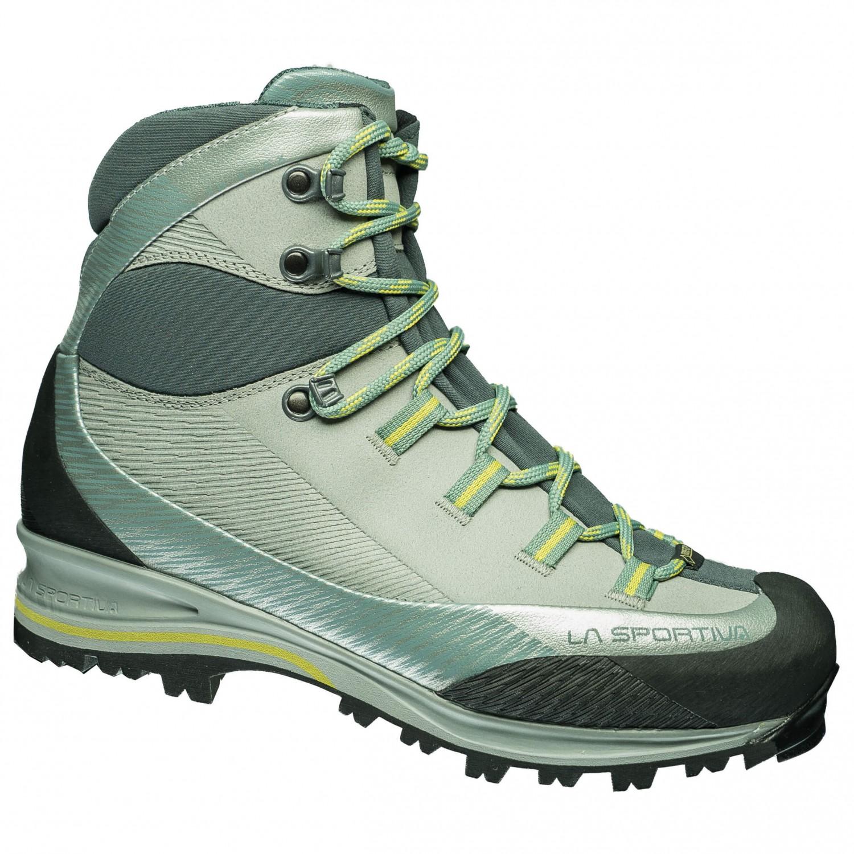 1600cccbb6f La Sportiva - Women's Trango TRK Leather GTX - Walking boots - Green Bay |  36,5 (EU)