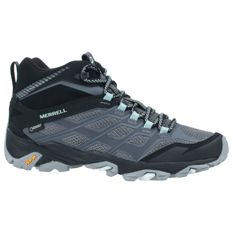 Merrell Moab FST Mid Gore tex, Chaussures de Randonnée