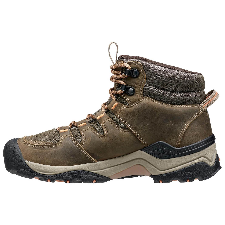 keen gypsum ii mid wp walking boots s free uk