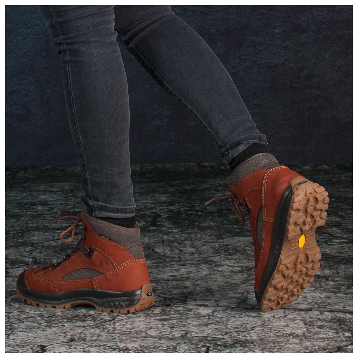 Hanwag Banks II Lady GTX Chaussures de randonnée Autumn Leaf | 3,5 (UK)