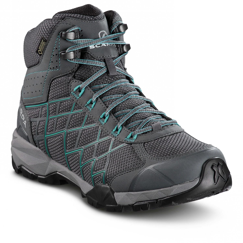 aspetto dettagliato a buon mercato comprare a buon mercato Scarpa - Women's Hydrogen Hike GTX - Scarpe da trekking - Irongray / Lagoon  | 36,5 (EU)