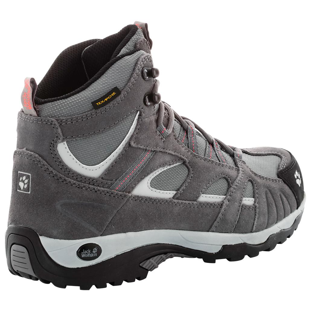 c70b3d08459 Jack Wolfskin - Vojo Hike Mid Texapore Women - Walking boots