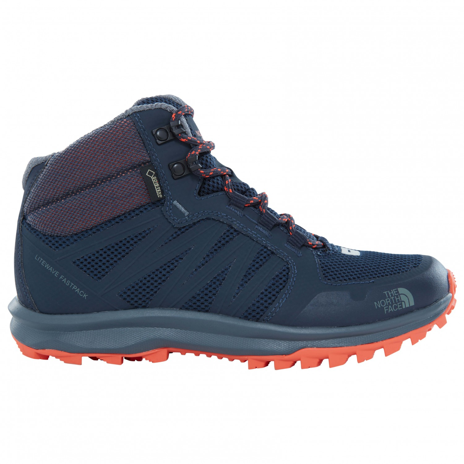 aa004a56f The North Face - Women's Litewave Fastpack Mid GTX - Walking boots
