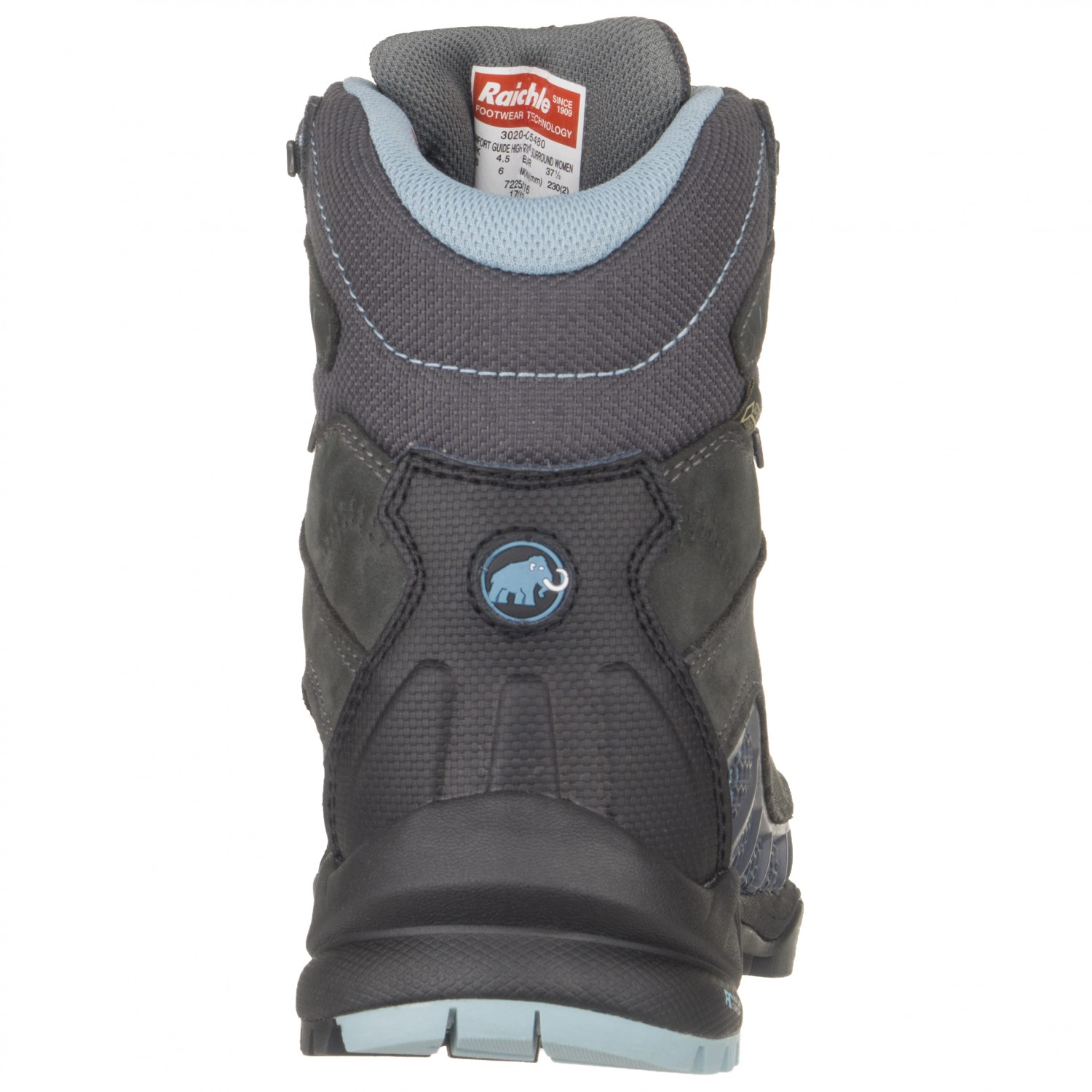 f09f6b70ed7 Mammut - Comfort Guide High GTX Surround Women - Walking boots