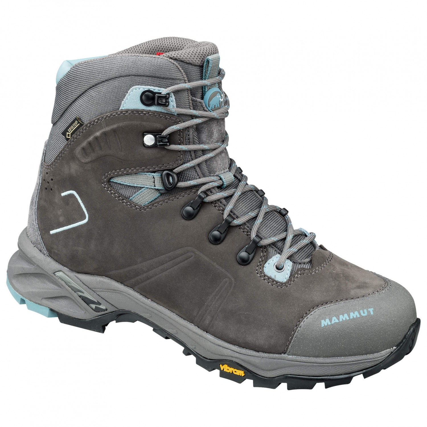 Mammut - Nova Tour High GTX Women - Wanderschuhe Bark / Air