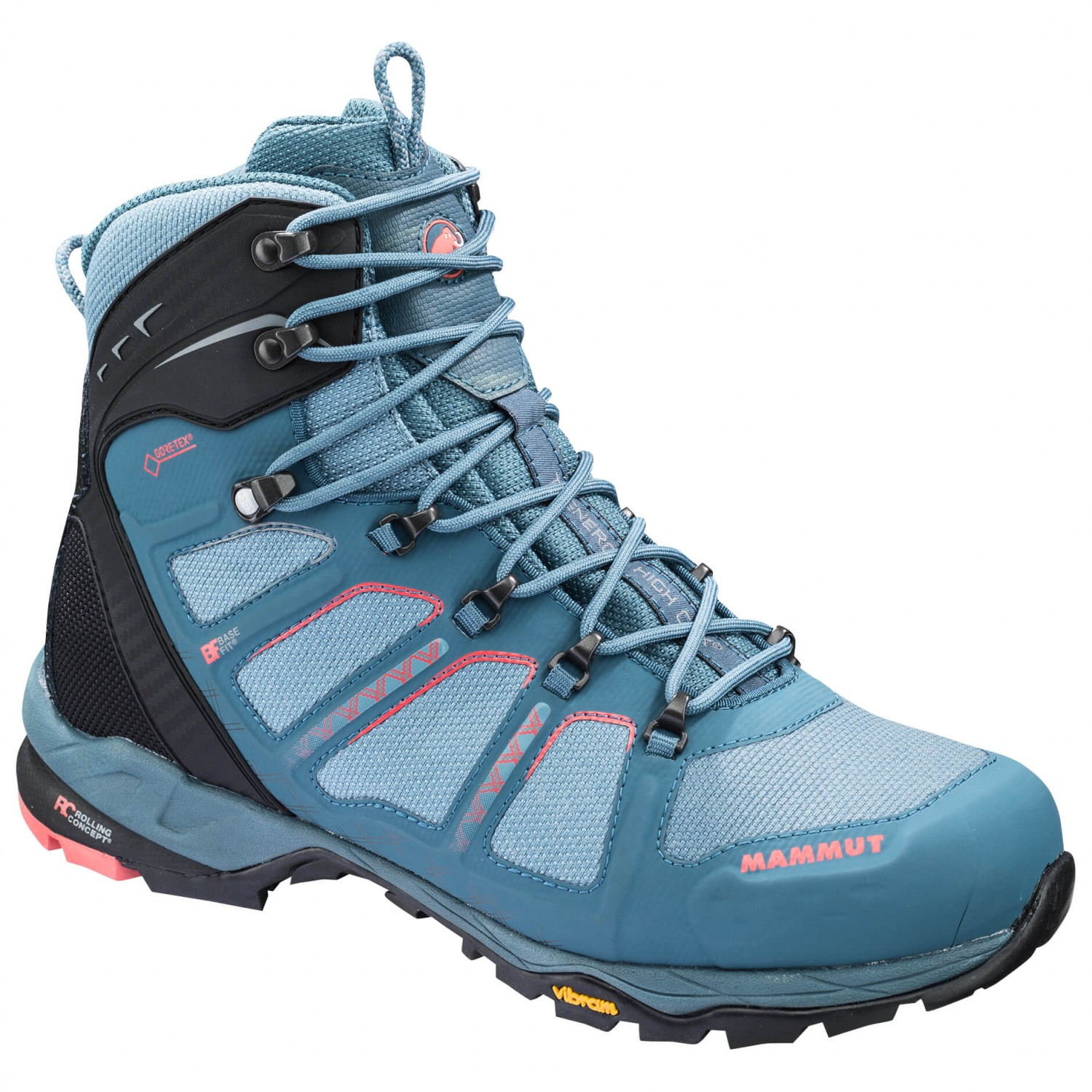 ecdf827345ba Mammut - T Aenergy High GTX Women - Walking boots ...