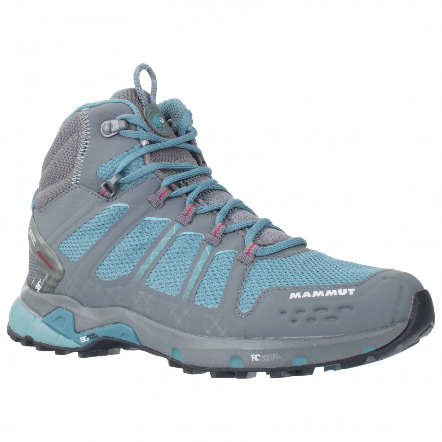 Womens T Aenergy GTX Low Rise Hiking Boots Mammut TYlp4