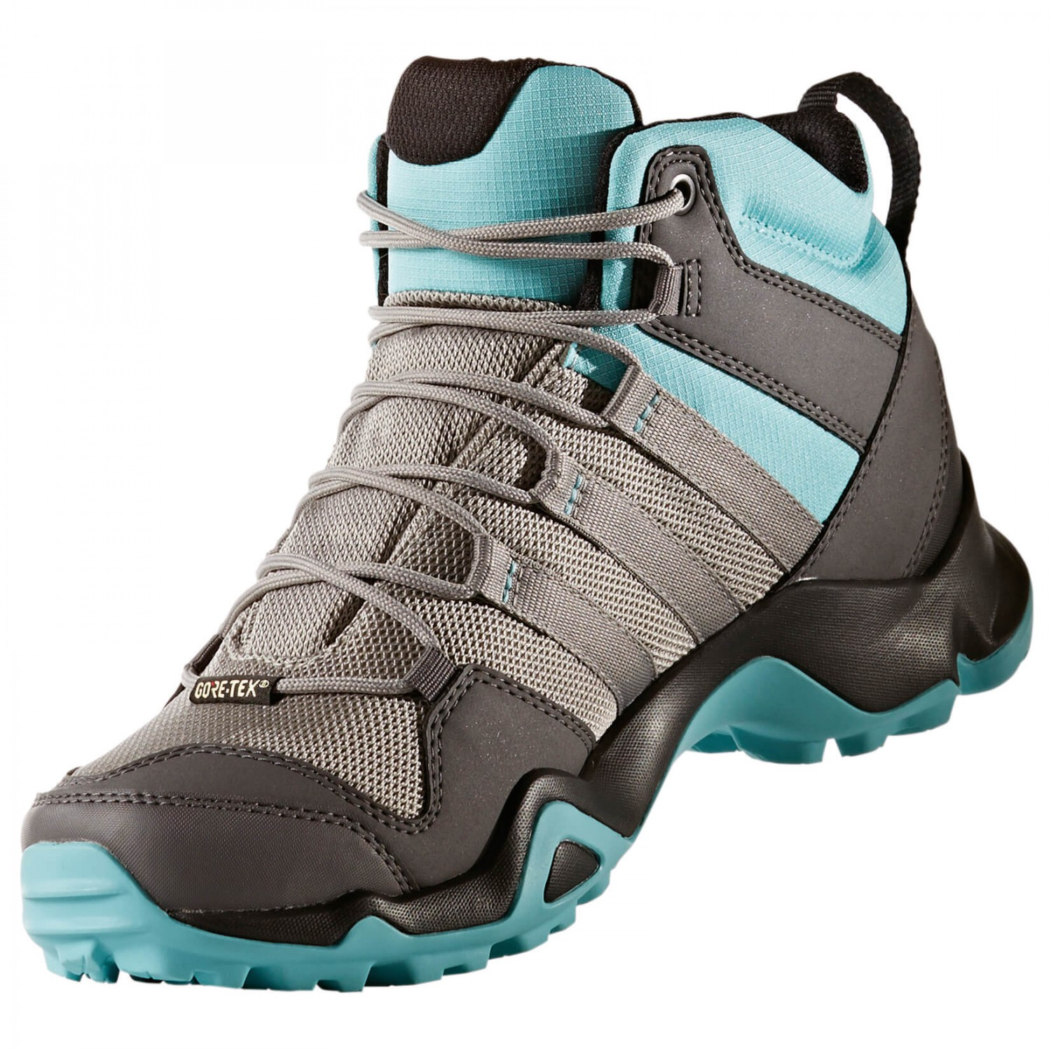 watch delicate colors another chance adidas - Women's Terrex AX2R Mid GTX - Walking boots
