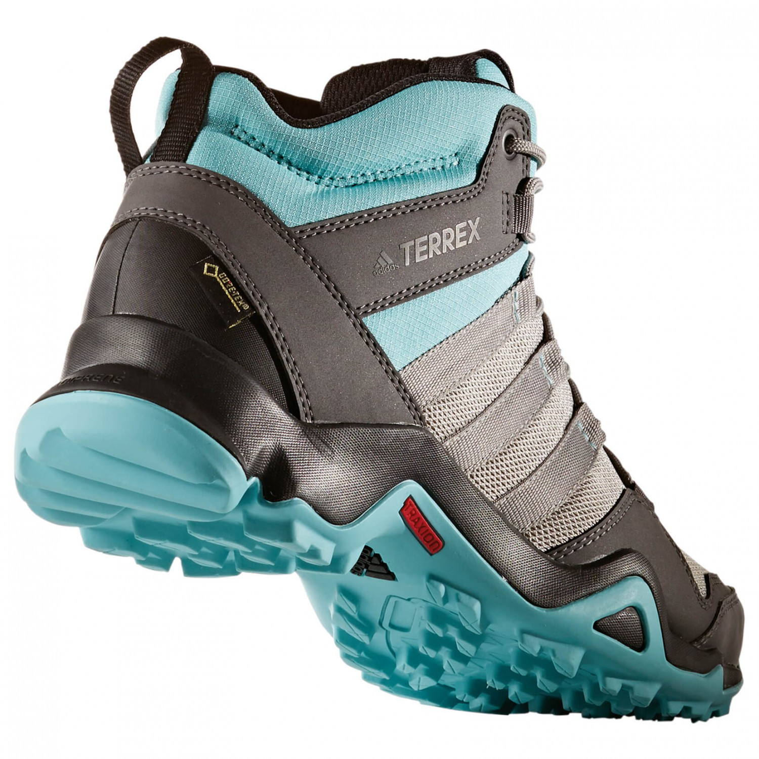 super specials stable quality new concept adidas - Women's Terrex AX2R Mid GTX - Walking boots