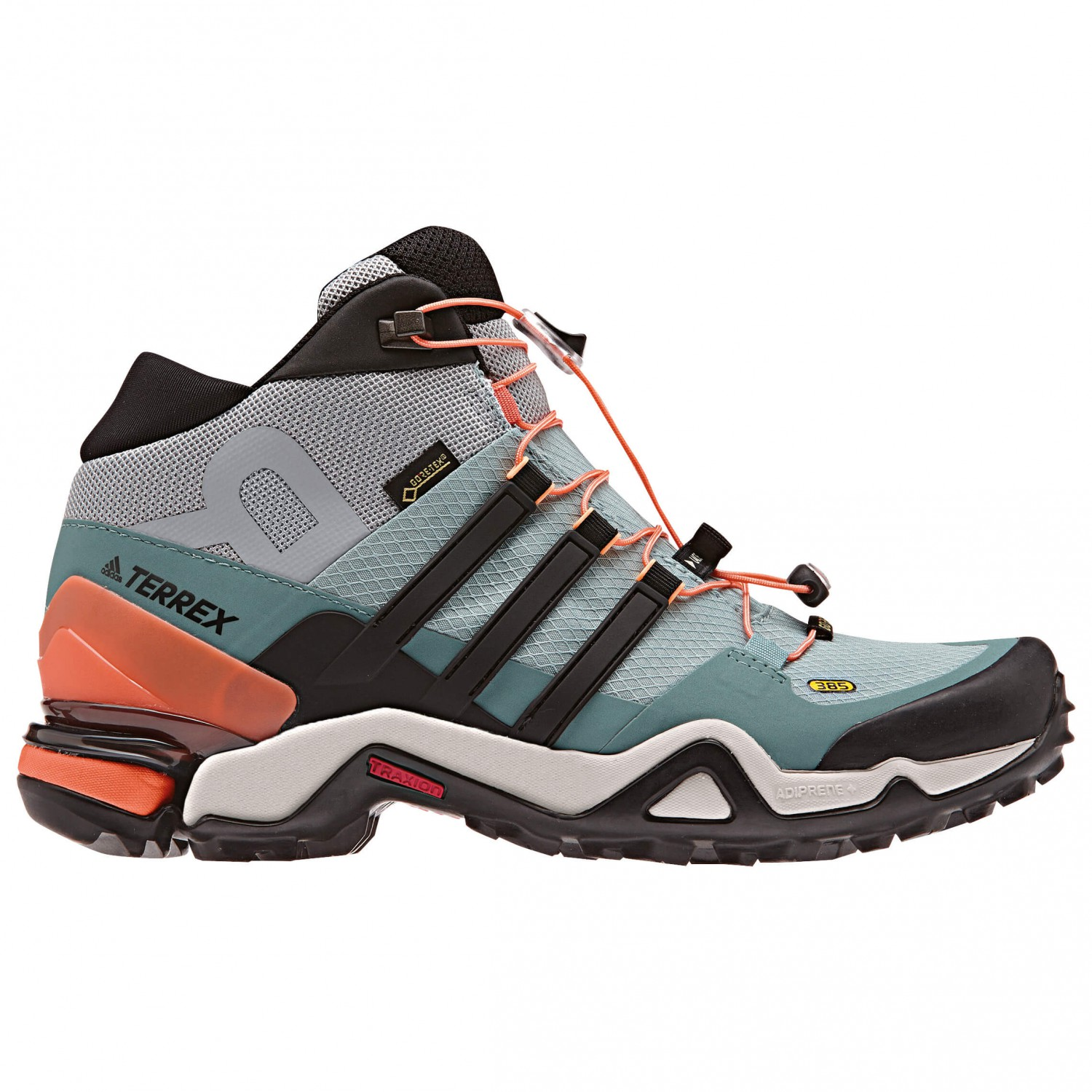 adidas terrex fast r mid gtx walking boots women 39 s. Black Bedroom Furniture Sets. Home Design Ideas