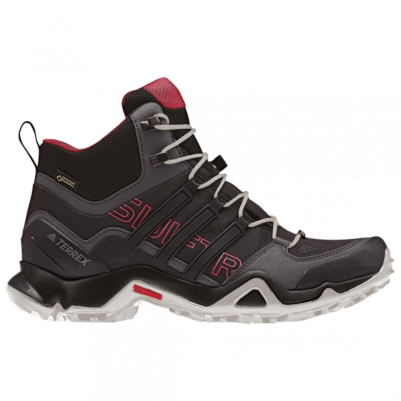 detailed look bc470 34c8d ... adidas - Womens Terrex Swift R Mid GTX - Walking boots ...
