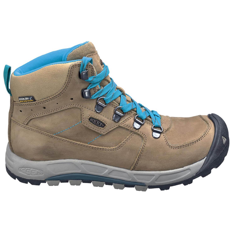keen westward mid leather wp walking boots s