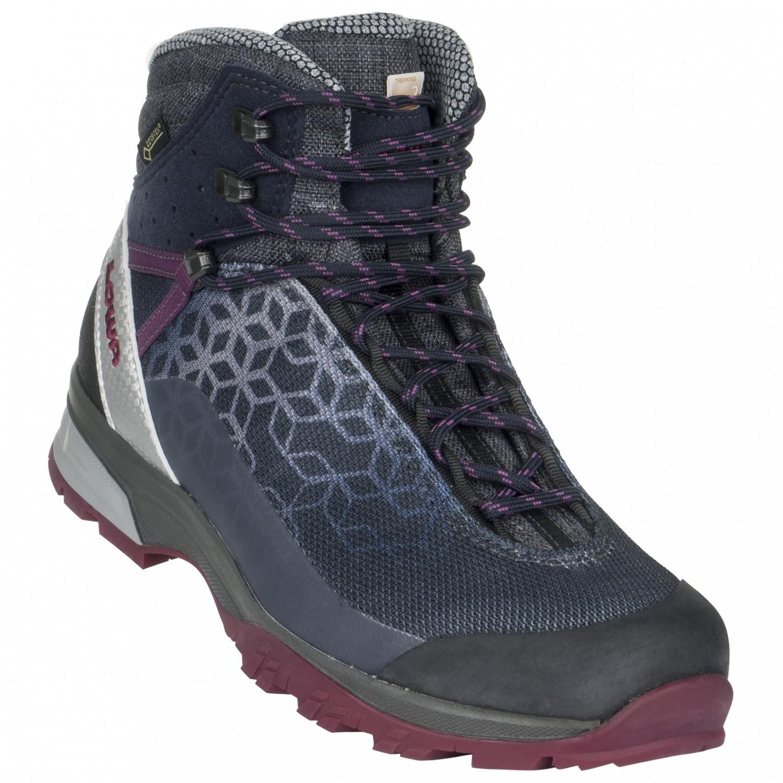 Boots Mid Lyxa Gtx Walking Lowa Women's rtdsChQ