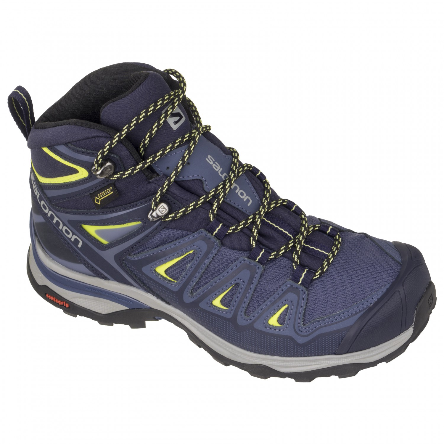 separation shoes 76958 eb219 Salomon - Women's X Ultra 3 Mid GTX - Scarpe da trekking - Magnet / Black /  Monument | 4 (UK)