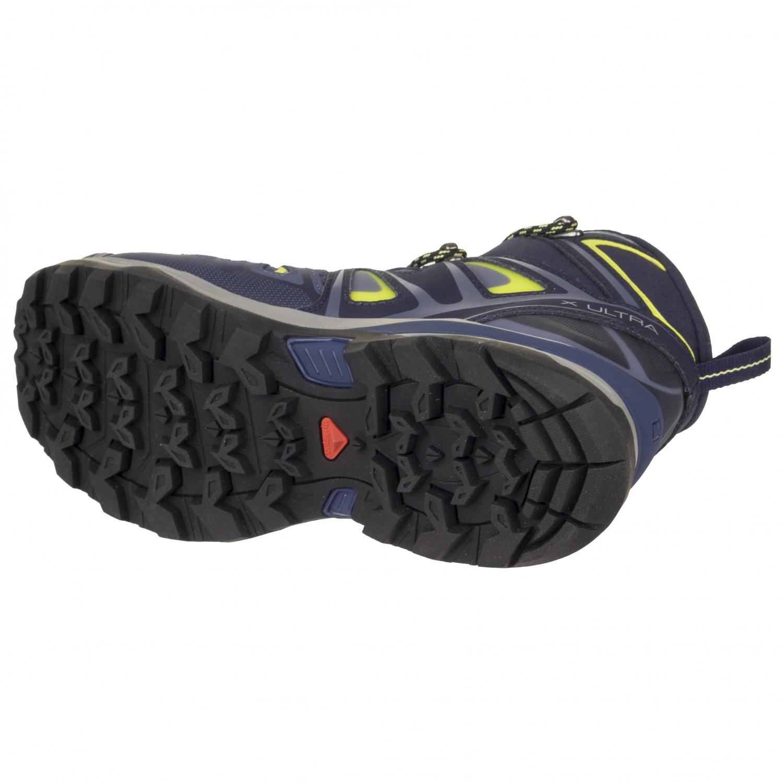 9d21ab6b2d6 Salomon X Ultra 3 Mid GTX - Walking Boots Women's | Free UK Delivery ...
