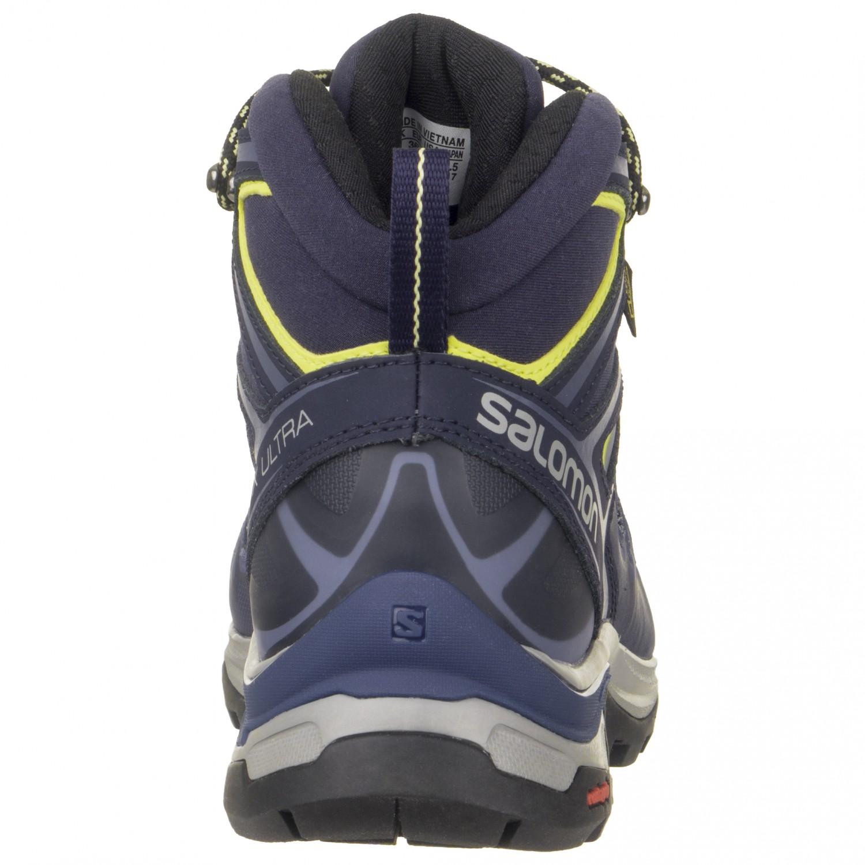 Salomon X Ultra 3 Mid Gtx Walking Boots Women S Free